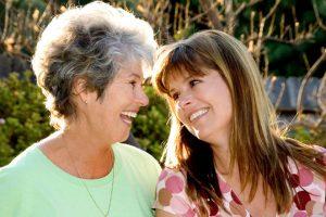 Thea is 55 jaar en heeft veel te maken met opvliegers - Promensil bij de overgang