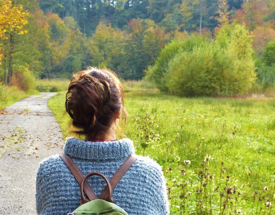 Wandelen beter voor je gewrichten tijdens de overgang - Promensil bij overgangsverschijnselen